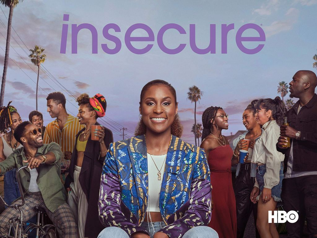 Television poster for Insecure