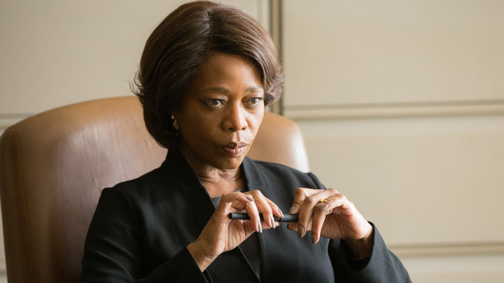 Image still from Clemency (2019)- with Alfre Woodard