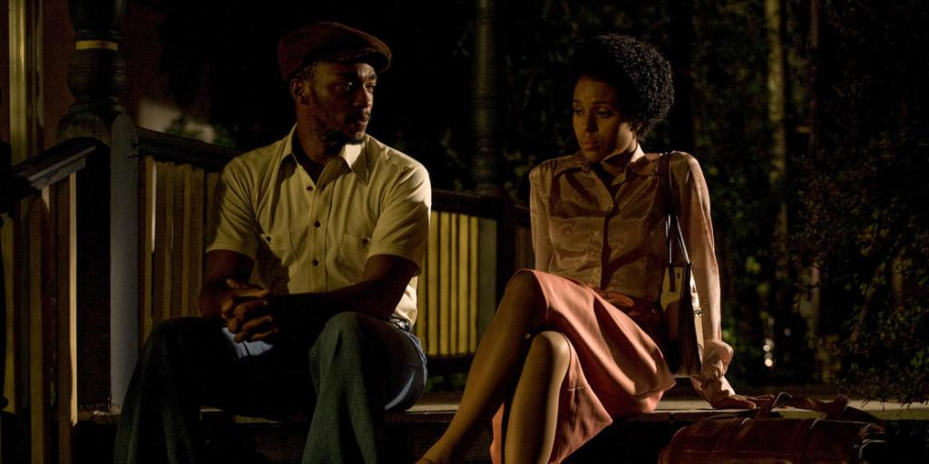 Image still from Night Catches Us (2010)- with Anthony Mackie and Kerry Washington